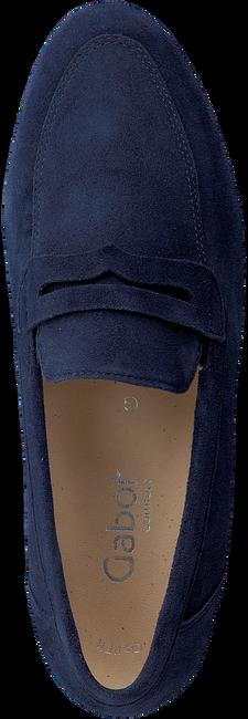 Blauwe GABOR Loafers 444 - large