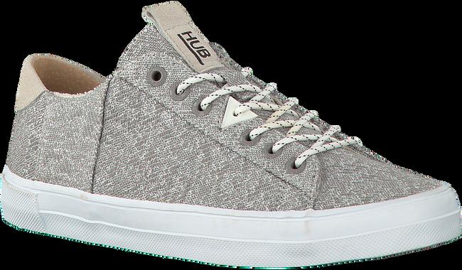 Grijze HUB Sneakers HOOK-W - large