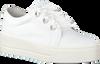 Witte ROBERTO D'ANGELO Sneakers LEEDS  - small