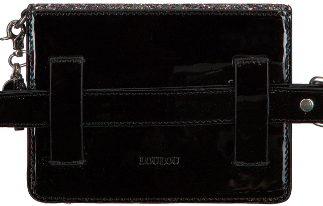 Zwarte LOULOU ESSENTIELS Heuptas 02FAPA STARDUST  - large