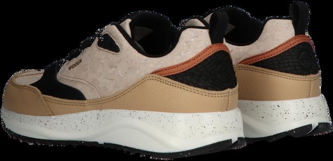 Beige WODEN Lage sneakers MALOU CORK  - large
