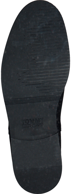 Zwarte TOMMY HILFIGER Chelsea boots ESSENTIAL DRESSED  - large