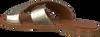 Gouden VERTON Slippers T-10160  - small