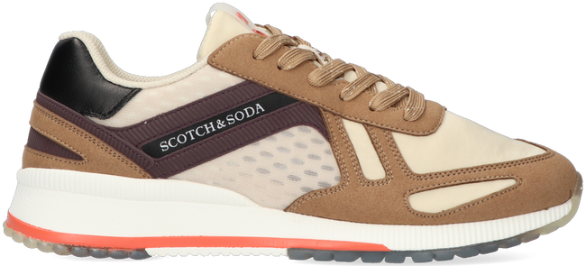 Taupe SCOTCH & SODA Lage sneakers VIVEX  - large