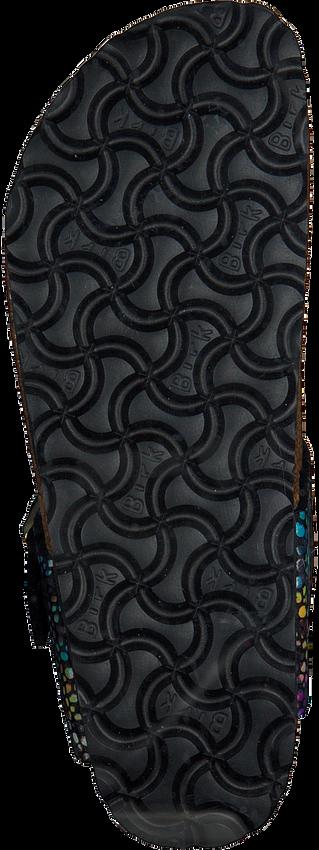 Zwarte BIRKENSTOCK PAPILLIO Slippers GIZEH KIDS  - larger