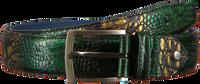 Groene FLORIS VAN BOMMEL Riem 75203  - medium