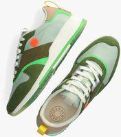 Groene SCOTCH & SODA Lage sneakers VIVI  - medium