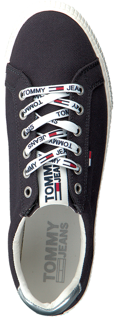 Blauwe TOMMY HILFIGER Sneakers TOMMY JEANS CASUAL SNEAKER  - large