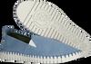 Blauwe SLOWWALK Instappers BONES WOMEN  - small