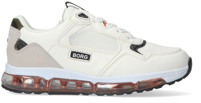 Witte BJORN BORG Lage sneakers X500 DCA K  - large