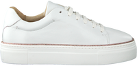 Witte ROBERTO D'ANGELO Lage sneakers FERMO  - medium