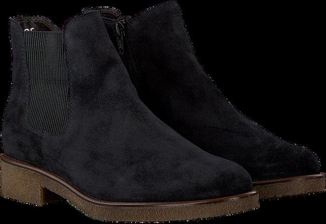 blauwe gabor chelsea boots 701. Black Bedroom Furniture Sets. Home Design Ideas