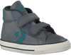 Grijze CONVERSE Sneakers STAR PLAYER MID 2V  - small