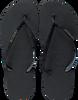 Zwarte HAVAIANAS Slippers SLIM GLITTER  - small