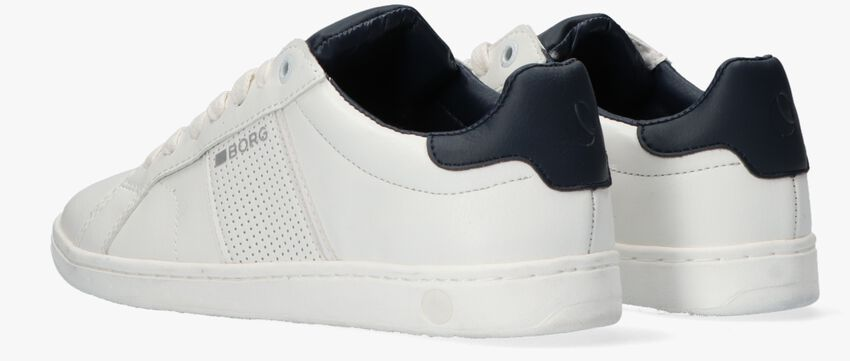 Witte BJORN BORG Lage sneakers T316 CLS  - larger