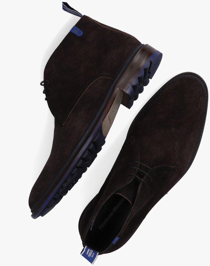 Bruine FLORIS VAN BOMMEL Nette schoenen 20094  - larger