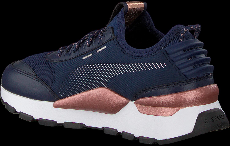 0295e626325 Blauwe PUMA Sneakers RS-0 TROPHY. PUMA. Previous