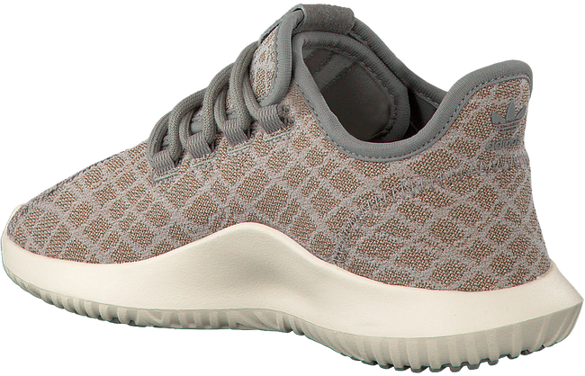 Grijze ADIDAS Sneakers TUBULAR SHADOW DAMES  - large