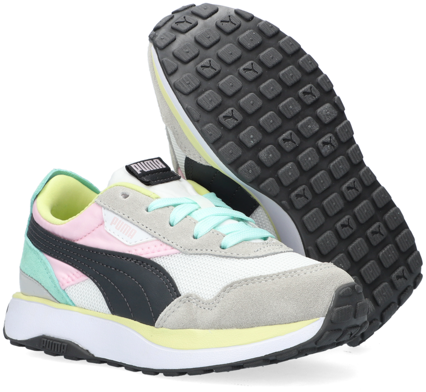 Witte PUMA Lage sneakers CRUISE RIDER SILK ROAD PS  - larger