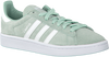 Groene ADIDAS Sneakers CAMPUS DAMES  - small