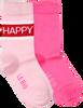 Roze LE BIG Sokken STEFFIE SOCK 2-PACK  - small