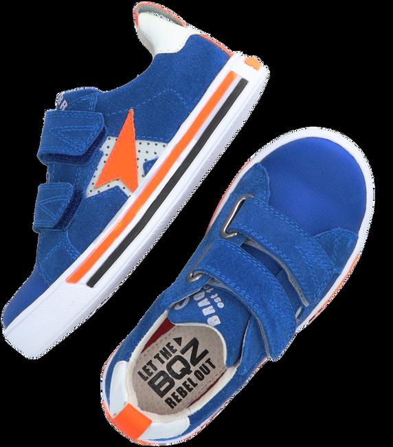 Blauwe BRAQEEZ Lage sneakers DANI DAY  - large