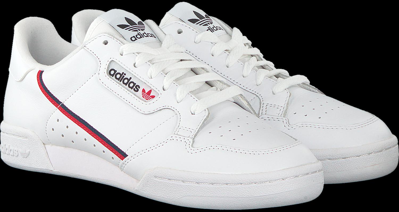 a2dd5c76904 Witte ADIDAS Sneakers RASCAL - Omoda.nl