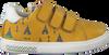 Gele BUNNIES JR Sneakers LAURENS LOUW  - small