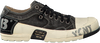 Zwarte YELLOW CAB Sneakers Y12013  - small
