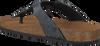 Zwarte GABOR Slippers 28400  - small