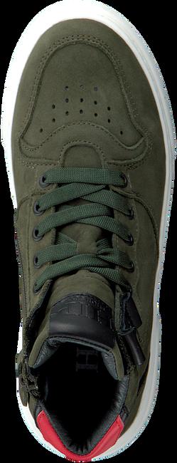 Groene HIP Hoge sneaker H1969  - large