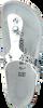 Witte BIRKENSTOCK PAPILLIO Slippers GIZEH METALLIC STONES  - small
