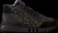 Groene RED-RAG Sneakers 13375  - medium
