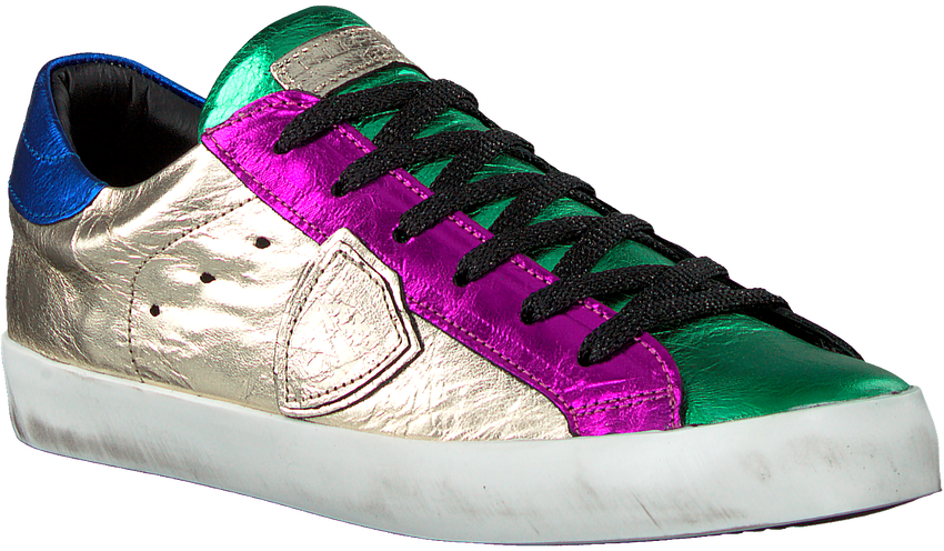 Meerkleurige PHILIPPE MODEL Sneakers PARIS L JUNIOR  - larger