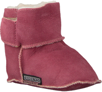 Roze BERGSTEIN Babyschoenen TEDDY - medium