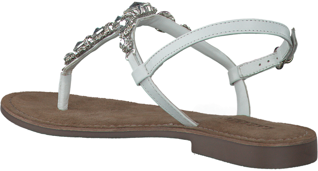Witte LAZAMANI Sandalen 75.342  - large