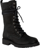 Zwarte CA'SHOTT Veterboots 20026L - small