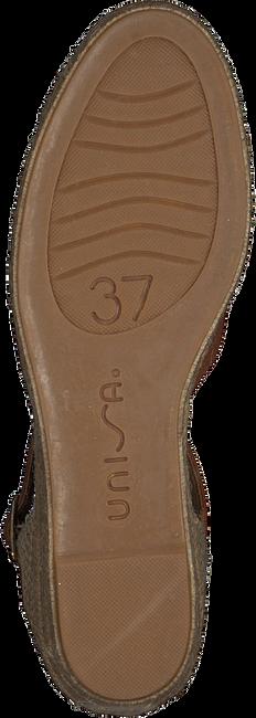 Bruine UNISA Espadrilles CISCA  - large