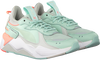 Groene PUMA Sneakers RS-X TRACKS  - small
