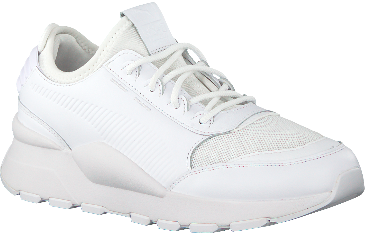 Witte PUMA Sneakers RS-0 SOUND HEREN | Omoda