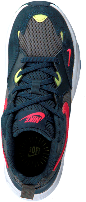 Groene NIKE Lage sneakers AIR MAX FUSION (PS) - large