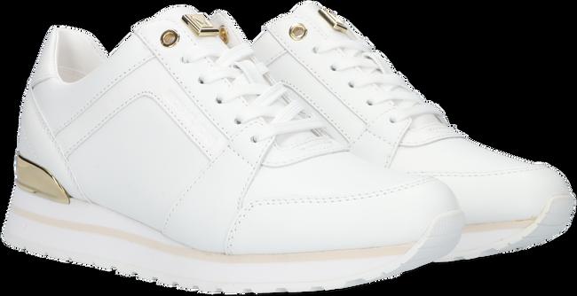 Witte MICHAEL KORS Lage sneakers BILLIE TRAINER  - large