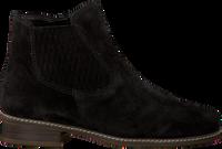 Zwarte GABOR Enkellaarsjes 722 - medium