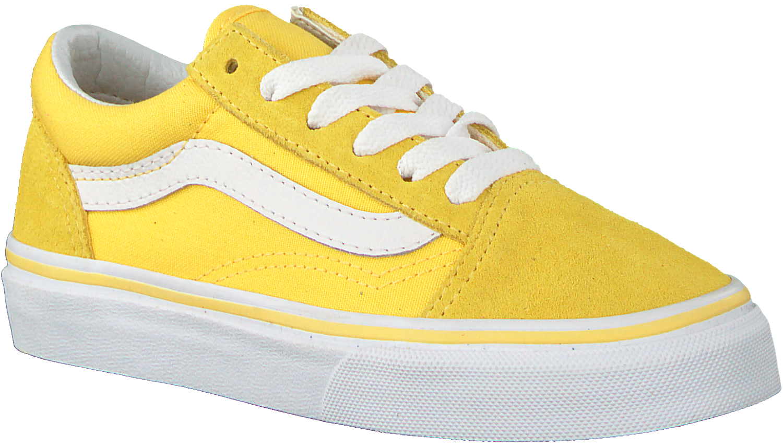 Gele VANS Sneakers OLD SKOOL WMN | Omoda