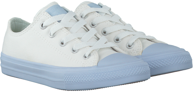 Witte CONVERSE Sneakers CTAS II OX  - large
