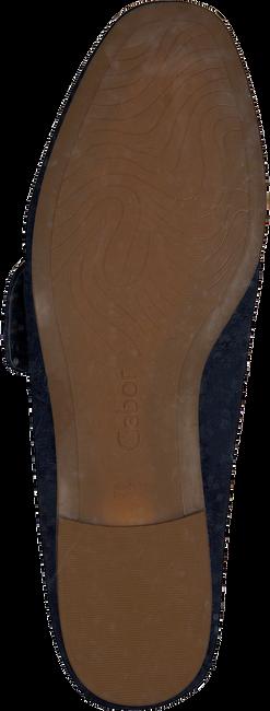 Blauwe GABOR Loafers 212.1  - large