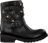 Zwarte ASH Biker boots TRONE DESTROYER  - small