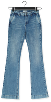 Blauwe BY-BAR Bootcut jeans LEILA PANT NRX
