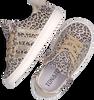 Beige TON & TON Lage sneakers E1325-212  - small