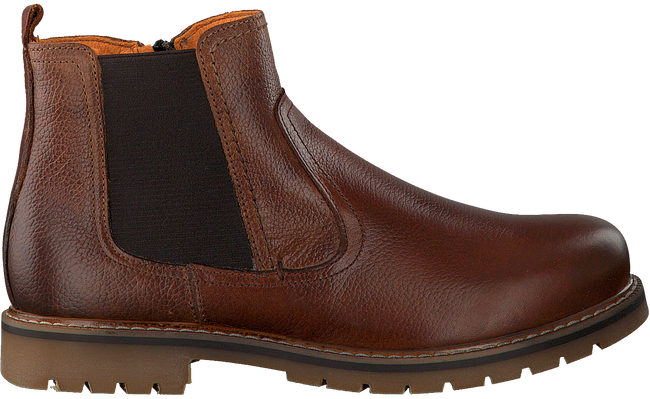 Cognac OMODA Chelsea boots 530060  - large